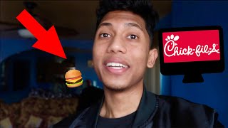 I tried CHICK-FIL-A for the first time...