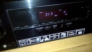 PIONEER vsx-323k av receiver review & speaker setup