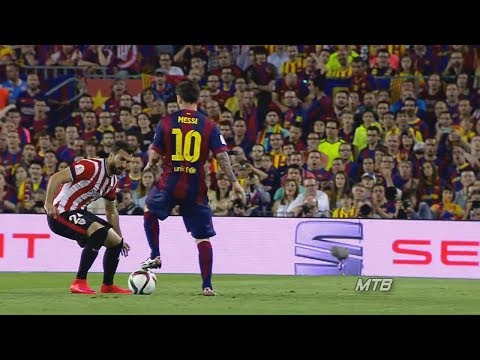 Download Lionel Messi Humiliating Players Two Or More Times In The Same Play ● HD HD Mp4 3GP Video and MP3