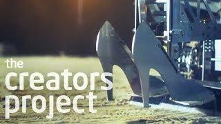 High Heels On The Moon   Meet Sputniko!