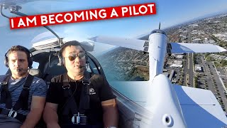 What It Takes To Become A Pilot – My PPL Flight Training