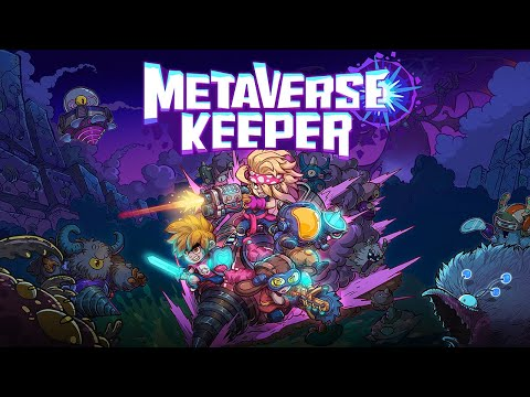 METAVERSE KEEPER | Colorful Action RPG with Roguelite Elements | Metaverse Keeper Gameplay!
