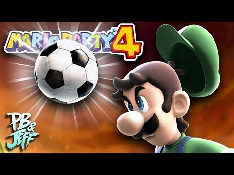 Download Mario Party 4 Jungle Jam Mario Strikers Is Back