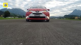 Toyota Aygo 1 0 X Play Test De Voiture