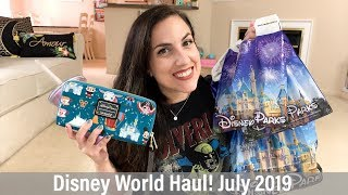 DISNEY WORLD SOUVENIR HAUL JULY 2019