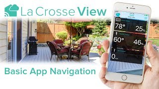 La Crosse View - Basic App Navigation