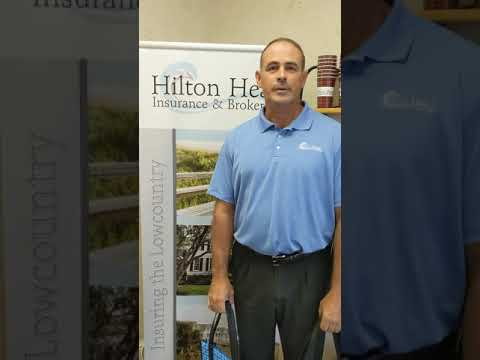 Hilton Head Insurance - Free grocery bags!