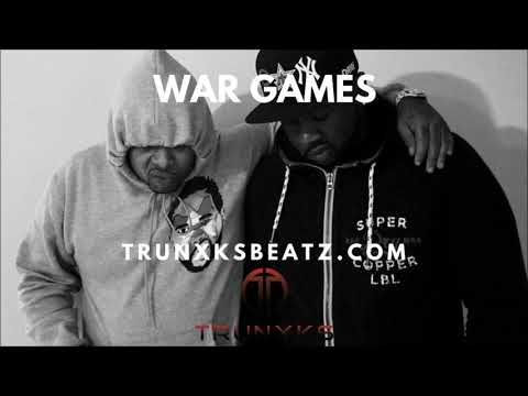 War Games (Griselda | Eminem | 50 Cent Type Beat) Prod. by Trunxks