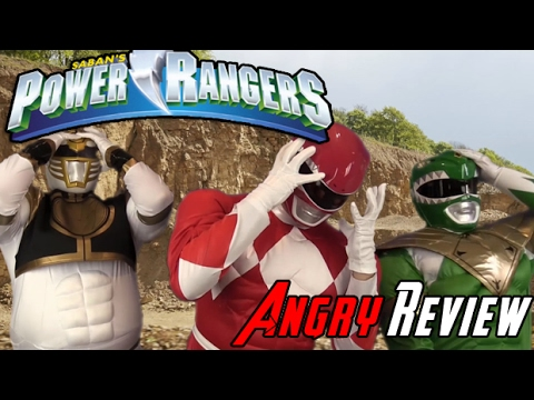 Power Rangers Mega Battle Angry Review - YouTube video thumbnail