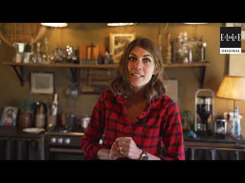 Pub ELLE En cuisine avec : les œufs marinés de Caleigh pub 2021  Mai 2021