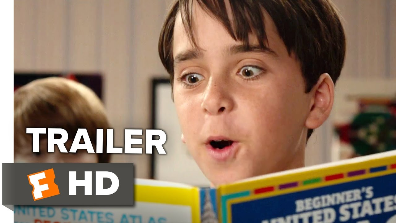 >Diary of a Wimpy Kid: The Long Haul Trailer #1 (2017) | Movieclips Trailers