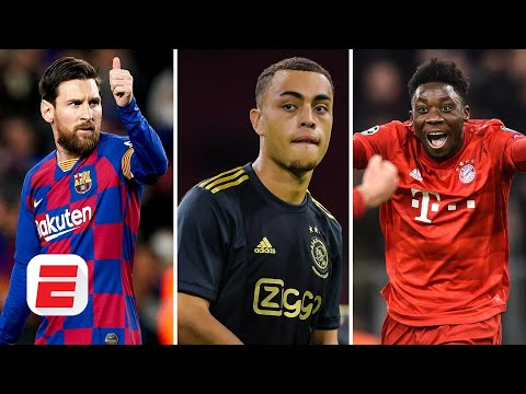 Bayern Munich and Barcelona want Sergino Dest! Where will the USMNT star end up? | ESPN FC