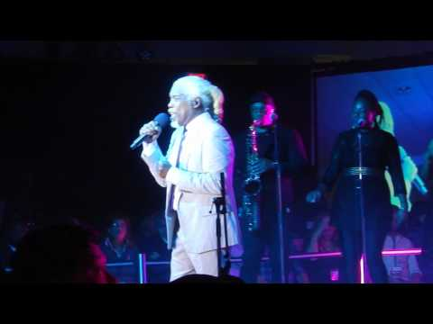 Billy Ocean, Mystery Lady, Toronto 2017
