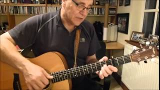 "James Taylor, ""Line Em Up"" tutorial - PART ONE"