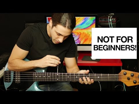My ULTIMATE Bass Practice Hack!