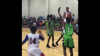 Hoop Session TV: 13U Triple Threat Raptors defeat #1 Tennessee Dreamchasers in 2018 #Super60