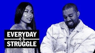 Everyday Struggle - Kanye Subbing Jay? Nicki Minaj Feeling Pressure? Eminem Ruining His Legacy?