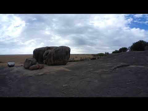 360 Tour of Ngong Rock on Moru Kopjes Serengeti