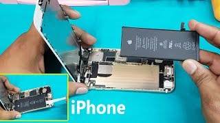 iPhone 6 / 6s Battery Replacement || How to Replace iPhone Battery/How To Change iPhone 6/6s Battery