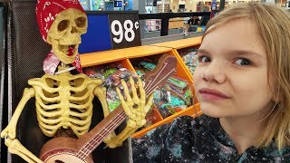 Halloween Props And Decorations At Walmart!