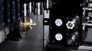 CSL B axis Machining Diamond CSL 100915