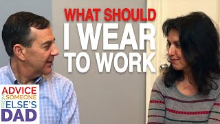 What should women wear to work?