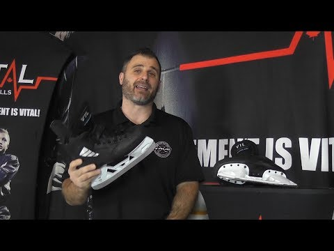 TRUE Custom Hockey Skates Review