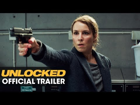 Noomi Rapace does the badass CIA agent factor within the Unlocked trailer · Coming Distractions · The A.V. Membership