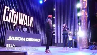 Jason Derulo & Jordin Sparks - CityWalk (Vertigo)