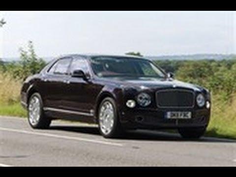Bentley Mulsanne video review