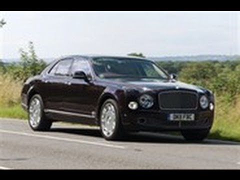 Bentley Mulsanne video review