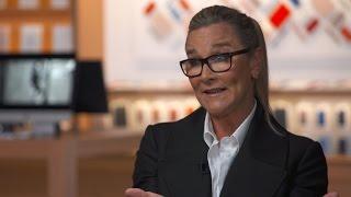 Apple exec Angela Ahrendts on