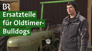 Ersatzteile für Oldtimer: Geschäftsidee am Bauernhof   Unser Land   BR Fernsehen