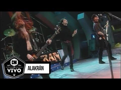 Alakrán video CM Vivo 1998 - Show Completo