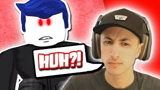 Reacting To The New Last Guest Story I M In It Roblox