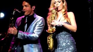 Dave Koz & Candy Dulfer Live in Amsterdam -Pick Up The Pieces