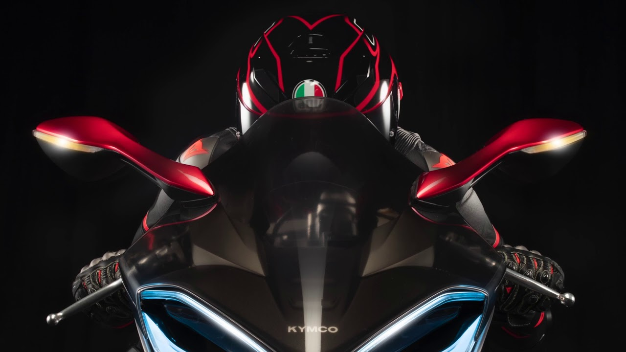 GREAT SUCCESS KYMCO AT EICMA