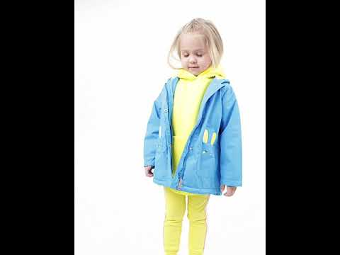 Куртка для девочки 1097SA21 Vulpes