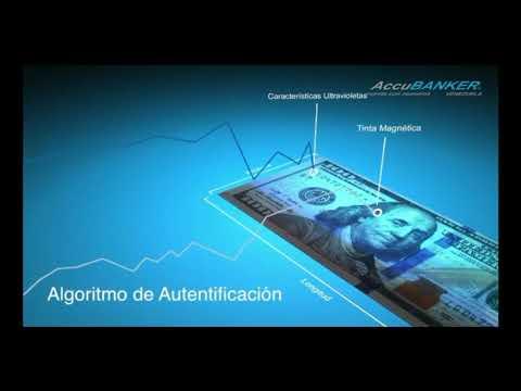 ACCUBANKER D500 Detector de billetes Falsos-COVECO PANAMA