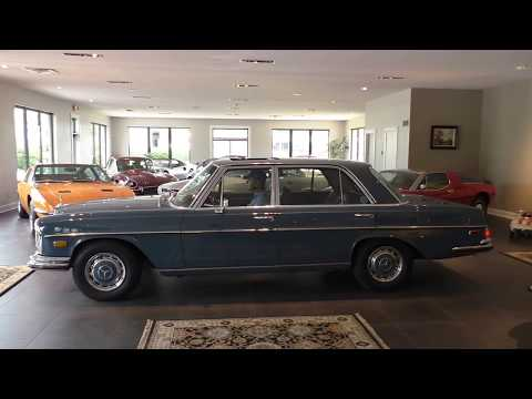 1971 Mercedes-Benz 300SEL for Sale - CC-1001733