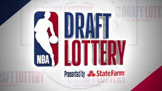 2018 NBA Draft Lottery Drawing - Video Youtube
