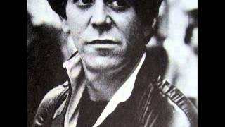 """Sister Ray,"" Lou Reed, live 1.27.73 — ""Out of the Underground'"