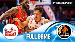 New Heroes Den Bosch v Ironi Ness Ziona - Full Game - FIBA Europe Cup 2019