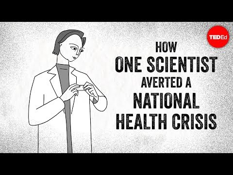 How one scientist averted a national health crisis – Andrea Tone