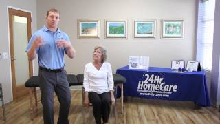 Physical Therapy Exercises for Seniors: Functional Endurance Exercises for Seniors - 24Hr HomeCare