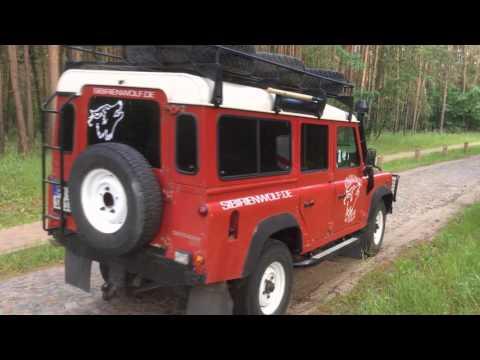 Die Reise beginnt – Sibirienwolf unterwegs mit dem Auto von Deutschland nach Sibirien