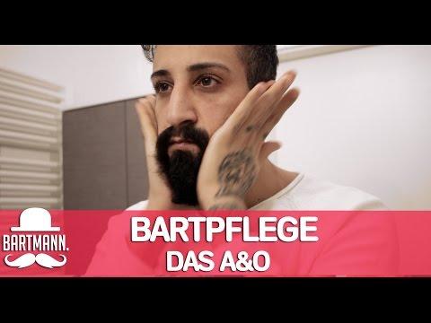 DIE RICHTIGE BARTPFLEGE FÜR DEN MANN | BARTMANN