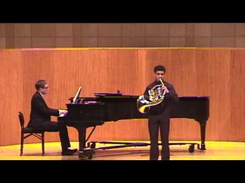 Mozart Horn Concerto No. 4 in E Flat, K495