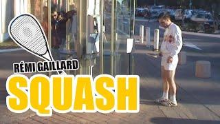 Remi Gaillard, Squash. (από patsis, 26/03/12)