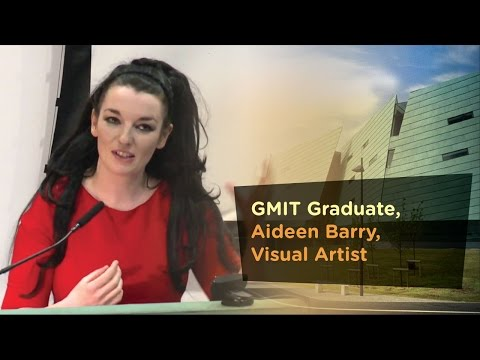 GMIT Graduate, Aideen Barry, Visual Artist - Galway-Mayo Institute of Technology - GMIT